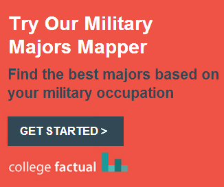 Try military majors mapper