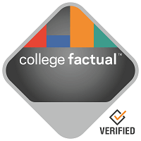 Top ranked international student value badge