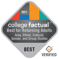 Best Area, Ethnic, Culture, & Gender Studies Colleges for Non-Traditional Students in Washington