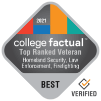 Best Homeland Security, Law Enforcement & Firefighting Colleges for Veterans in the United States