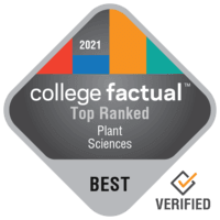 2021 Best Colleges in Plant Sciences
