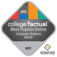 Most Popular Online Computer Systems Networking Schools