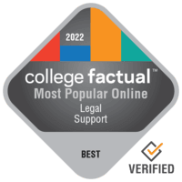 Most Popular Online Legal Support Services Schools