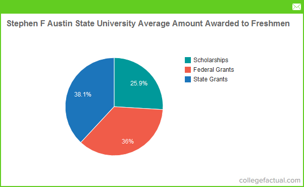 Stephen F Austin State University Financial Aid Scholarships More